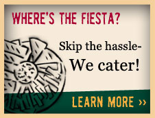 Where's the fiesta?